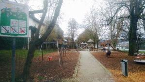 Spielplatz Rheinanlagen Koblenz