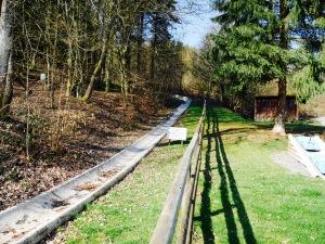 Rodelbahn Sommerbahn Freizeitpark Gackenbach