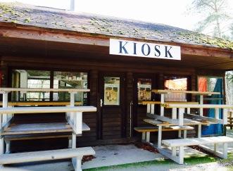 Kiosk Wild-und Freizeitpark Westerwald Gackenbach
