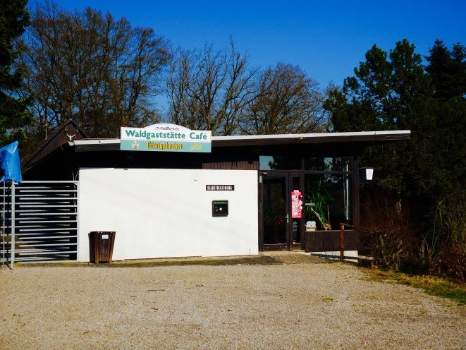 Cafe Wild-und Freizeitpark Gackenbach