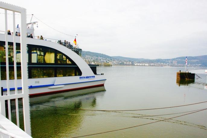 Bingen Rüdesheim Schiff