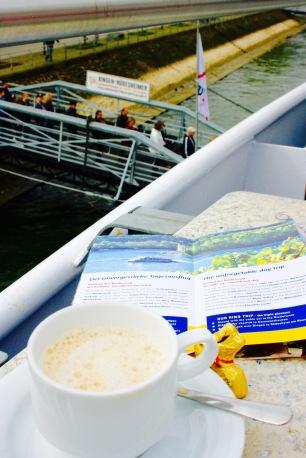 Schifffahrt Schiffstour Rüdesheim