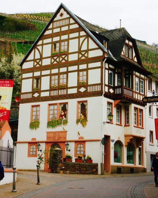 Assmannshausenam Rhein