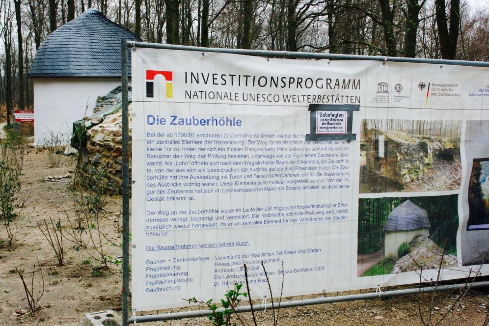 Zauberhöhle Niederwald Rüdesheim