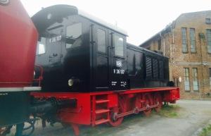 DB Museum Koblenz Bahn