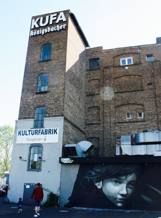 Kufa Kulturfabrik Koblenz