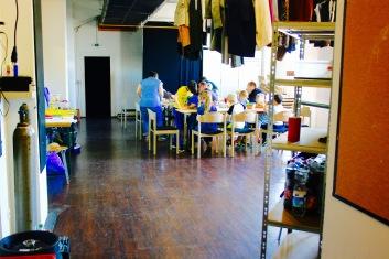 Frühstück Buffet Brunch Kufa Kinderbetreuung Kulturfabrik Koblenz Familienfrühstück