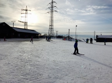 Skihütte Höhn Rodelbahn Westerwald Schlitten Schlittenfahren Ski Snowboard
